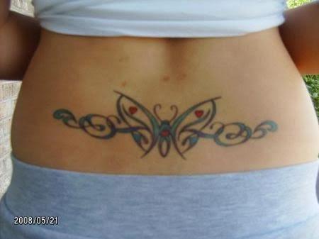 Bolariku Girl Tattoos On Hip