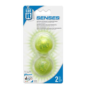 Catit Senses Spare Balls For Speed Circuit 2 Pack Pets At Home