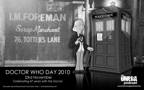 Doctor Who Day 2010