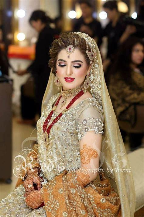 New Barat Dresses Designs For Wedding Brides 2018