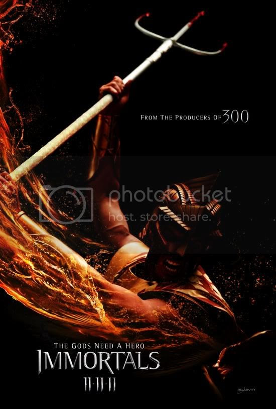 Immortals_Poseidon poster