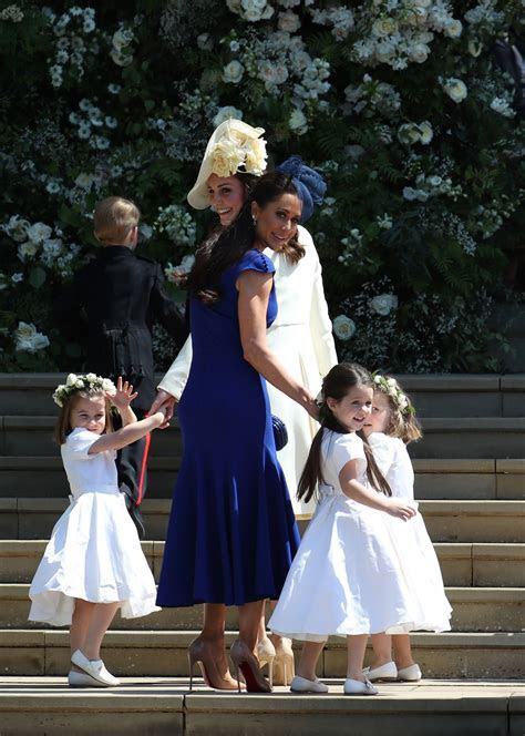 Royal Family Members Arrive for Harry and Meghan?s Wedding