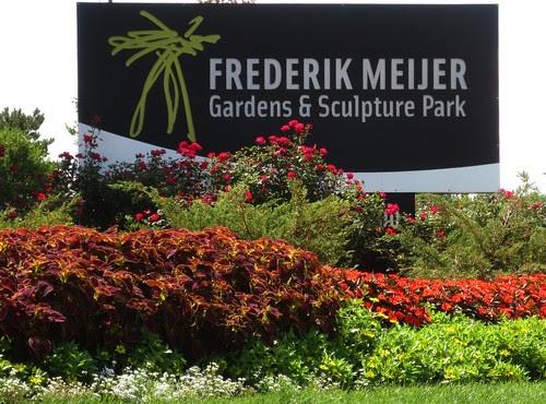 Tom 39 S Travel Blog The Frederik Meijer Gardens And