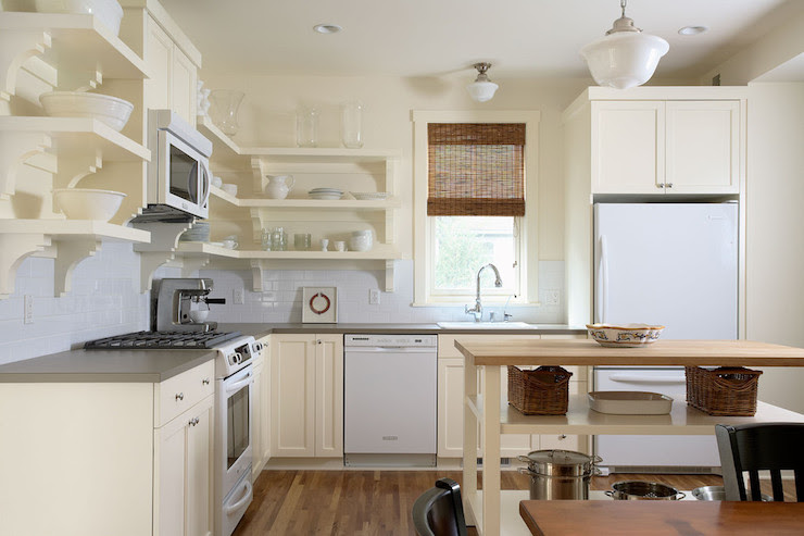 How to Coordinate White and Cream in the Kitchen - MBS ...