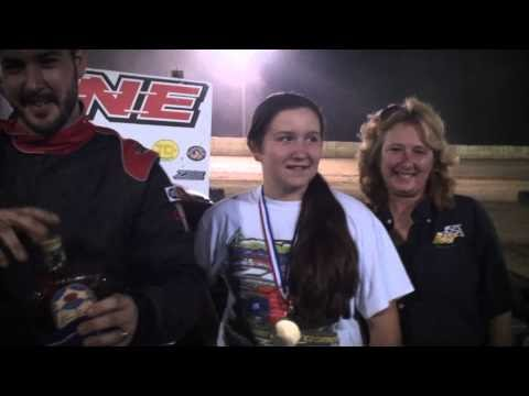 DRC King of Compacts   Moler Raceway Park   8/23/13   Presented by Reaper Race Cars