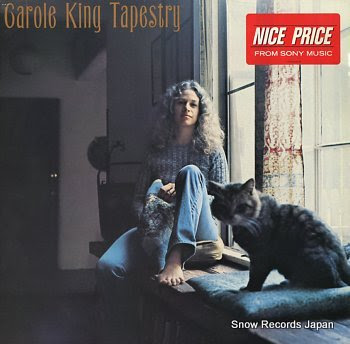 KING, CAROLE tapestry