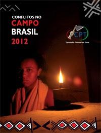 CPT lança relatório sobre conflitos no campo