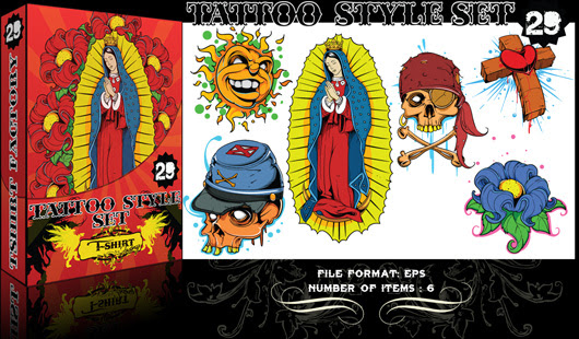 """THIS AUCTION IS FOR 200 SHEETS OF PREMIUM TATTOO FLASH """"ON CD"""" W/ LINES OF"""