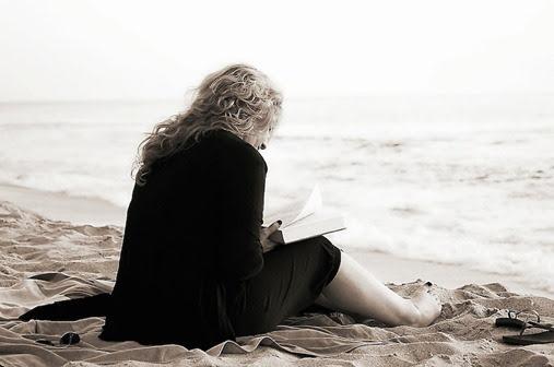 mujer-playa