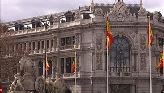 Edifici del Banc d'Espanya, a Madrid