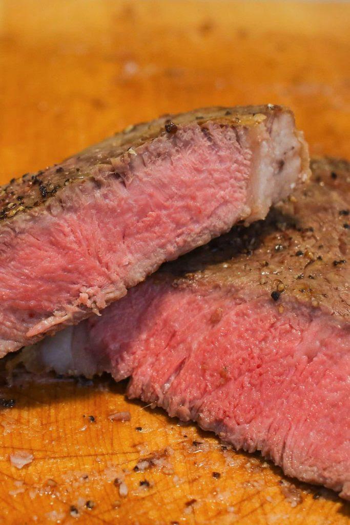Perfect Sous Vide Frozen Steak