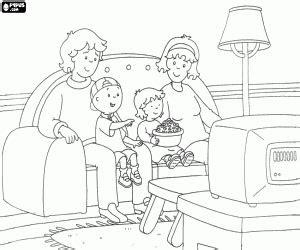 caillou ailesinde kanepe boyama oyunu