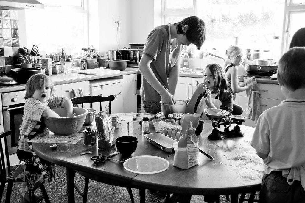 family,BW,lifestyle