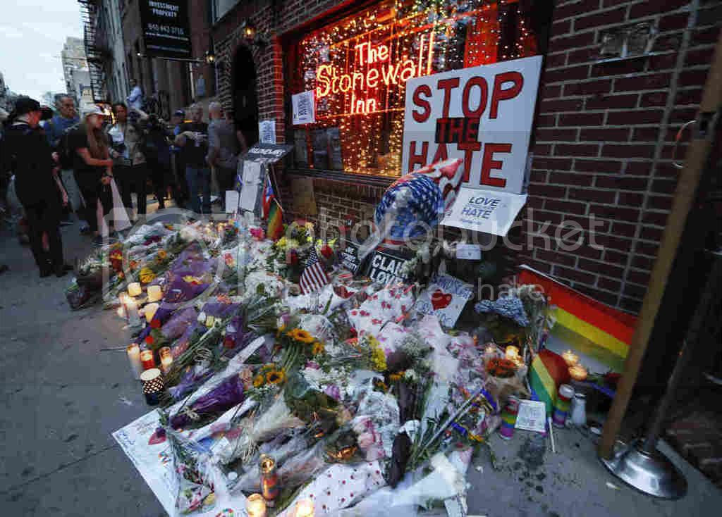 Stonewall Inn in NYC is the nation's first national monument to LGBT rights