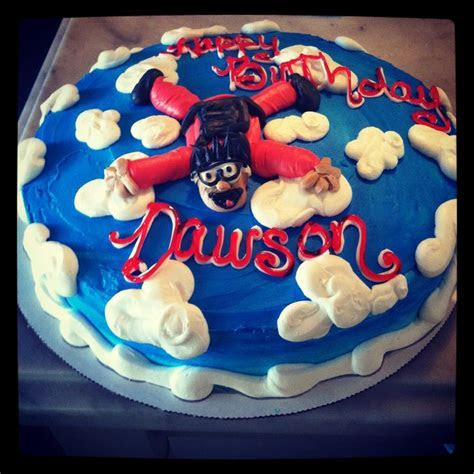 Skydiving Birthday Cake Cake Ideas and Designs