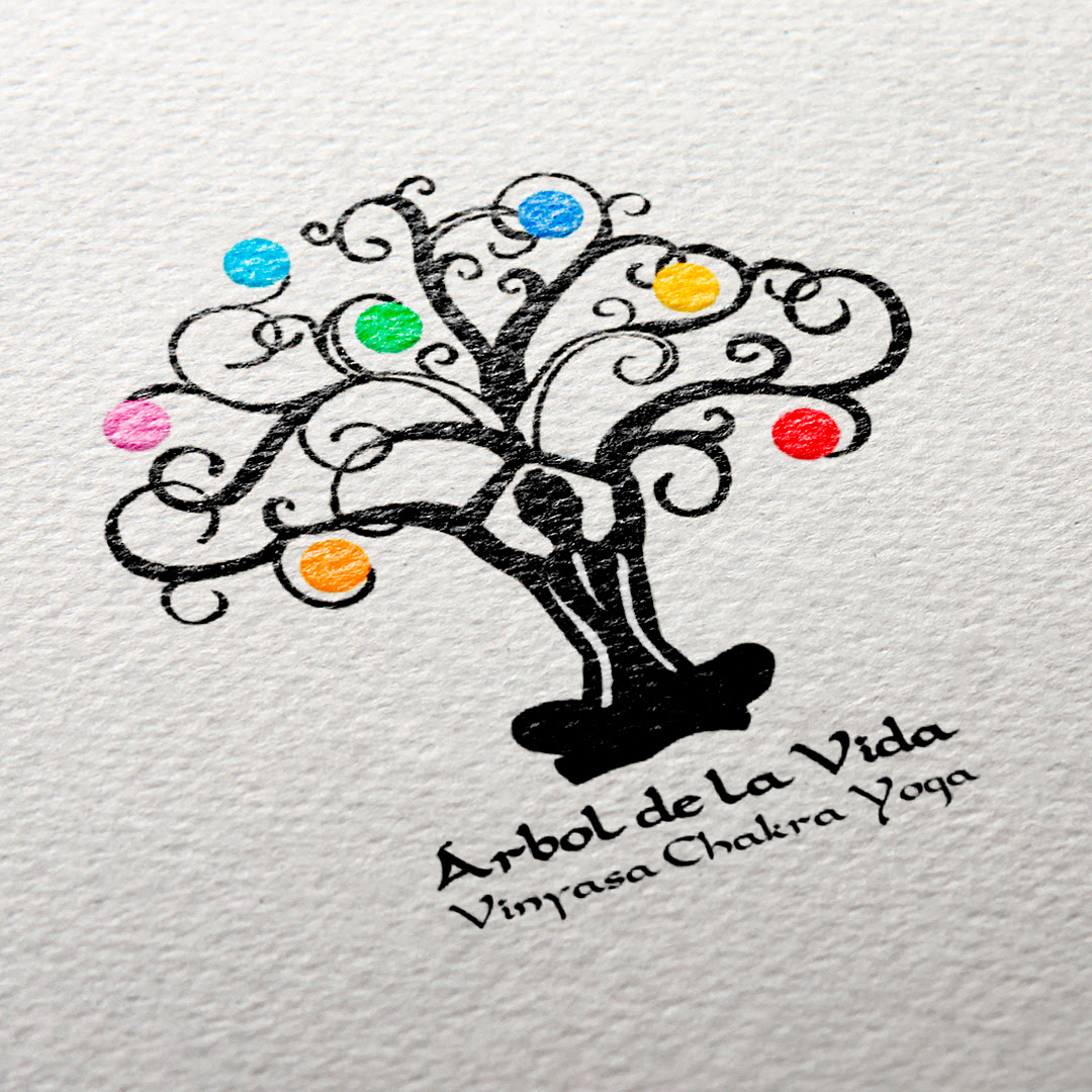 Paola Macarro Diseño Logotipo árbol De La Vida