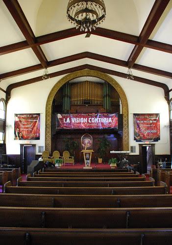Welsh Presbyterian Church Building