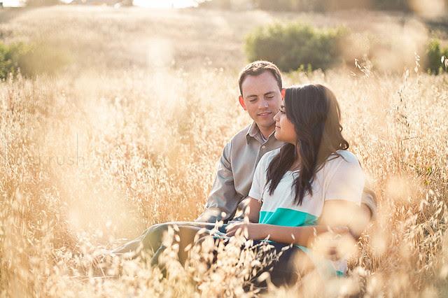 Engagements Tall Grassy Field-1-11