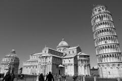 Pisa - Piazza di Miracoli