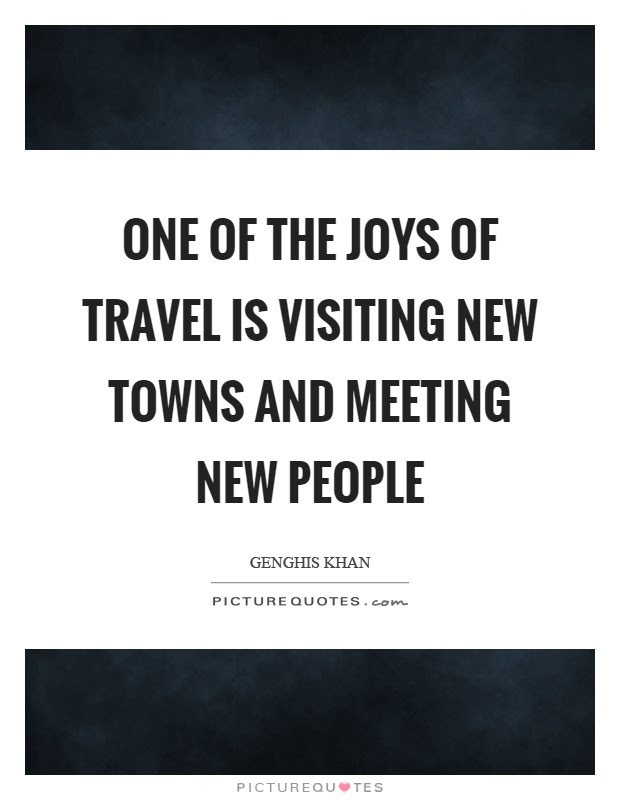 Meeting New People Quotes Sayings Meeting New People Picture Quotes