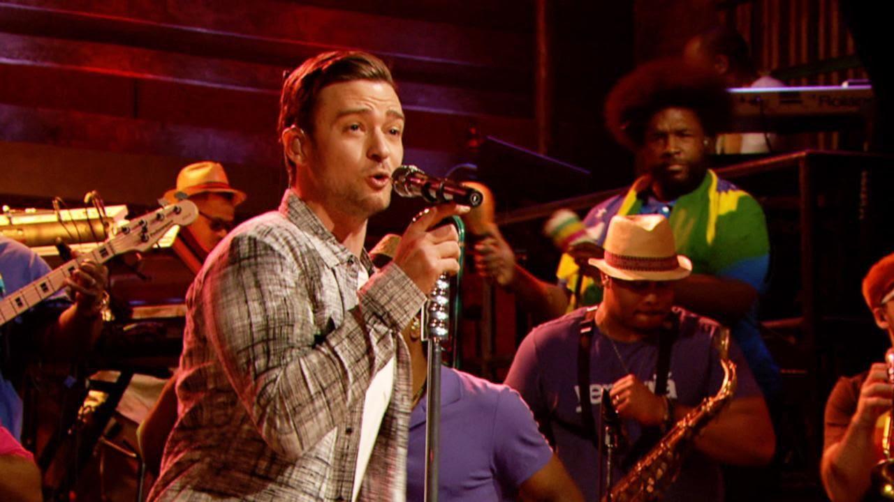 Justin Timberlake : Jimmy Fallon (3/13/12) photo justin-timberlake-fallon3-celebritybug.jpg