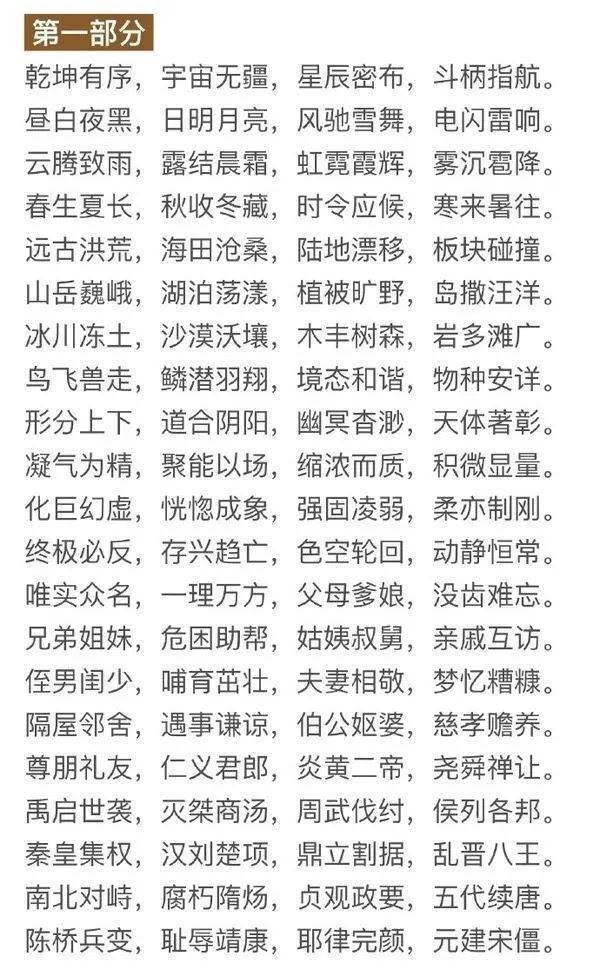 大學教授耗時3年將四千漢字著成中華字經令人嘆服 Ifuun