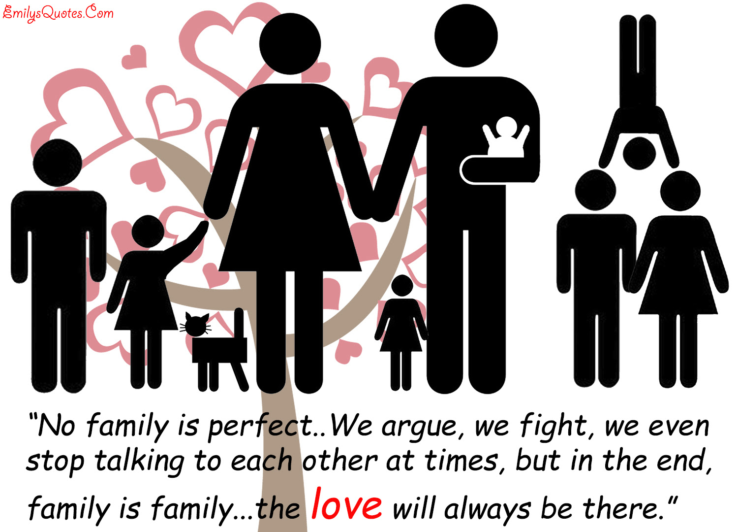 love relationship family positive ""