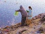 Water pollution should be cleaned