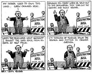Housing Cartoon 1993