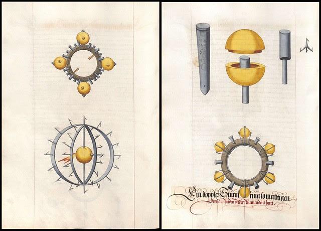 Feuerwerksbuch 486 + 490