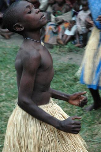 Ruboni Music Dram and Dance performance--the boy