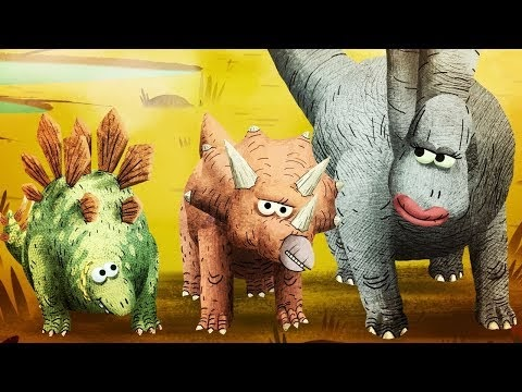 StoryBots Dinosaur Songs | Apatosaurus, Triceratops