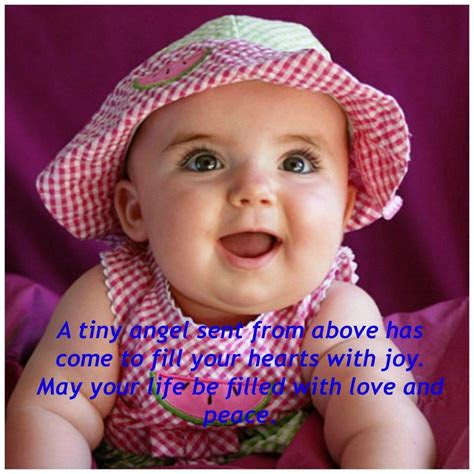 Islamic Quotes New Born Baby Girl