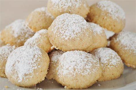 Mexican Wedding Cakes Recipe & Video   Joyofbaking.com