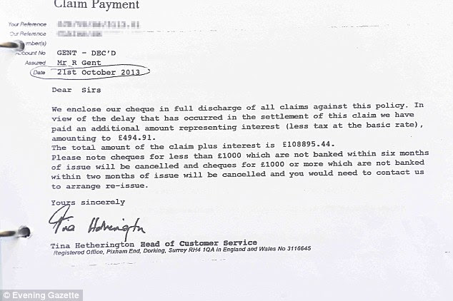 Friends Life hand sisters £110k insurance windfall after ...