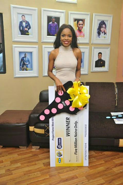 Project Fame Winner: How i will spend my N5 million