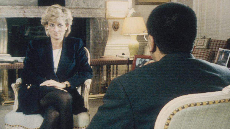 Politie: niets strafbaars aan BBC-interview met prinses Diana