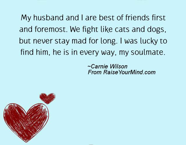 Husband Quotes Sayings Verses Advice Raise Your Mind