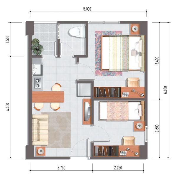 Elegant and Beautiful Apartment Interior Design Units Luxury ...