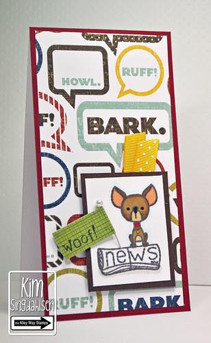 Woof! Bark! Howl!