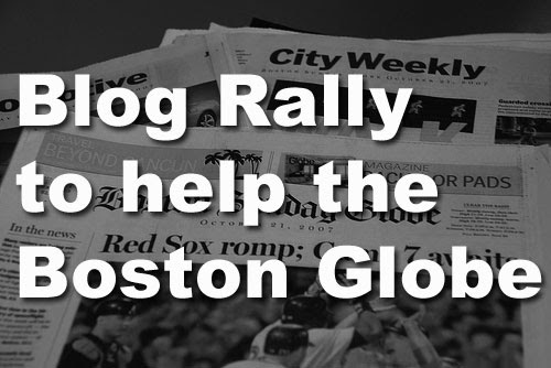 boston globe blog rally