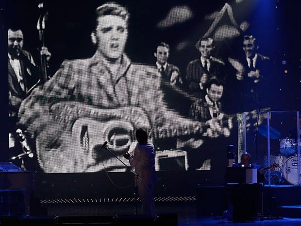 Elvis (Foto: Fábio Rocha/Gshow)