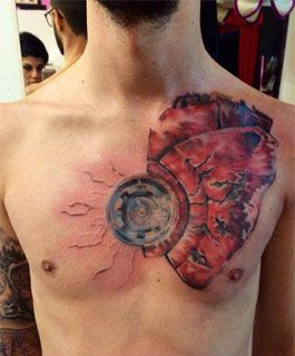 3d Tattoo Gallery With Photos Tattoos For Men And Women