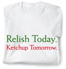 Relish Today T-shirt