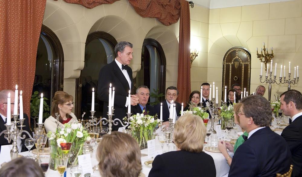 Regele Mihai, Înalt Patronaj Comitetului Olimpic și Sportiv Român