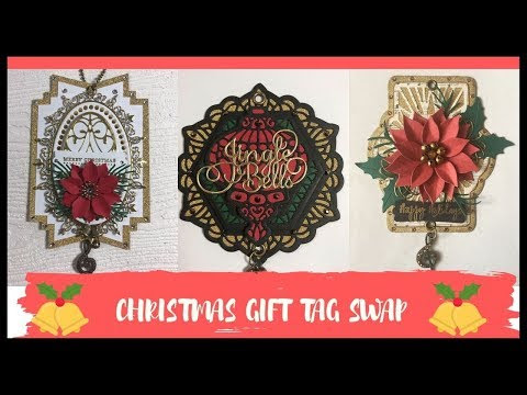 2019 Christmas Gift Tag Swap ***(Closed)****