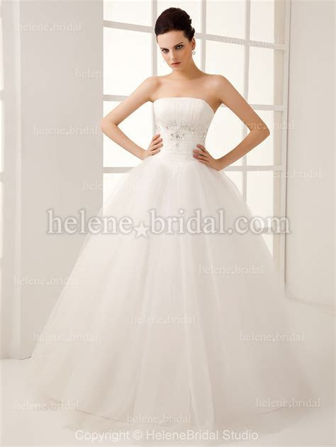 Ball Gown Princess Bateau Strapless Natural Waist Satin