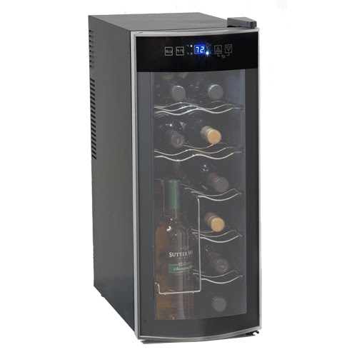 Avanti 12 Bottle Free Standing Wine Cooler Pcrichardcom Ewc1201