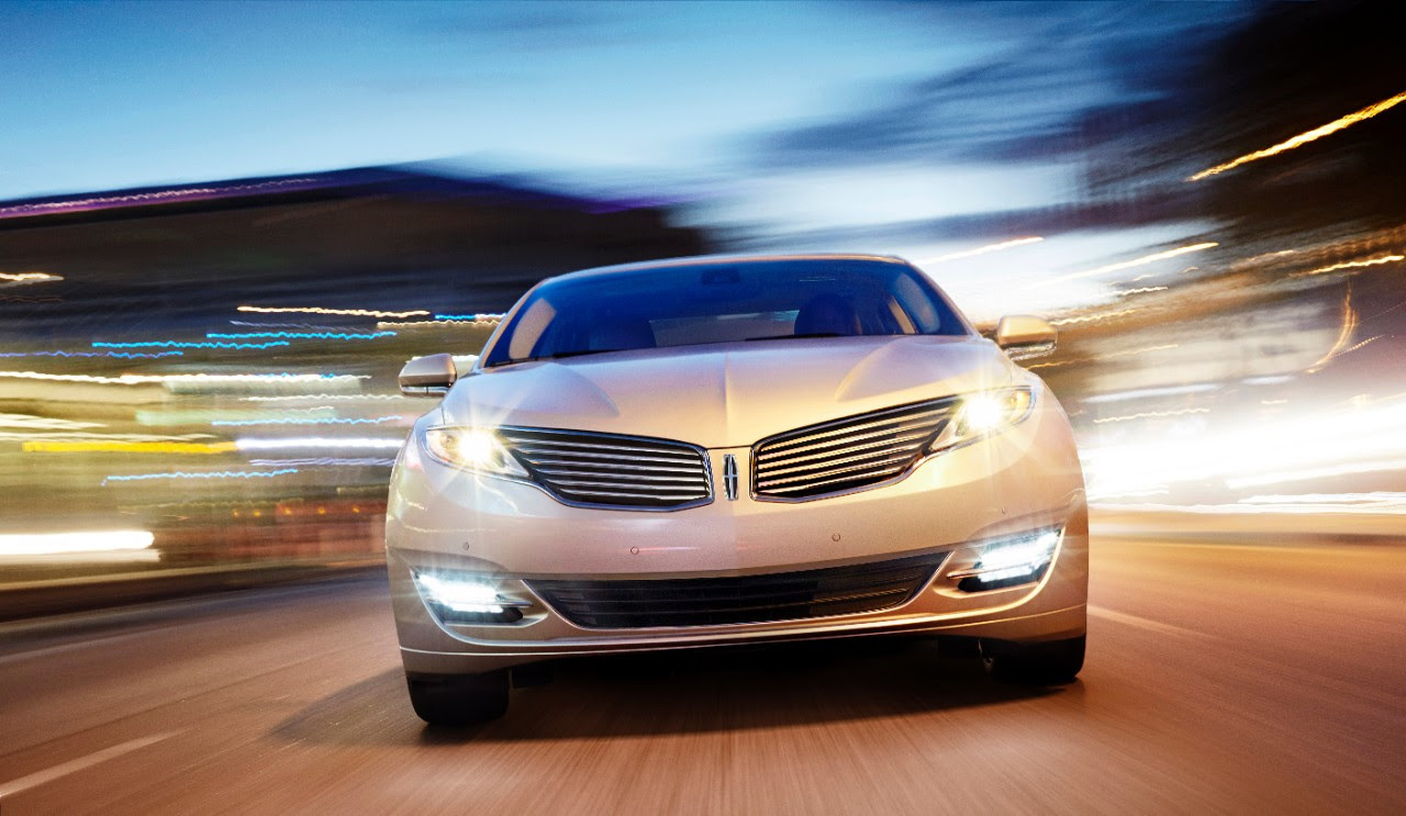 2014 Lincoln MKZ - Accomplished Luxury [Review] - The Fast Lane Car