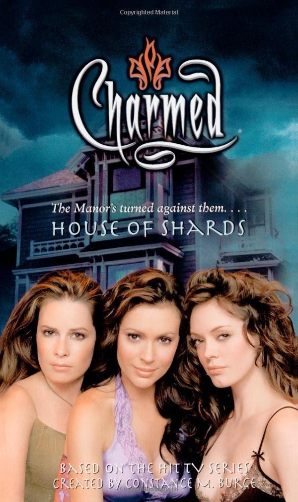 Amazon.com: House of Shards (Charmed) (9781416925316): Micol Ostow ...